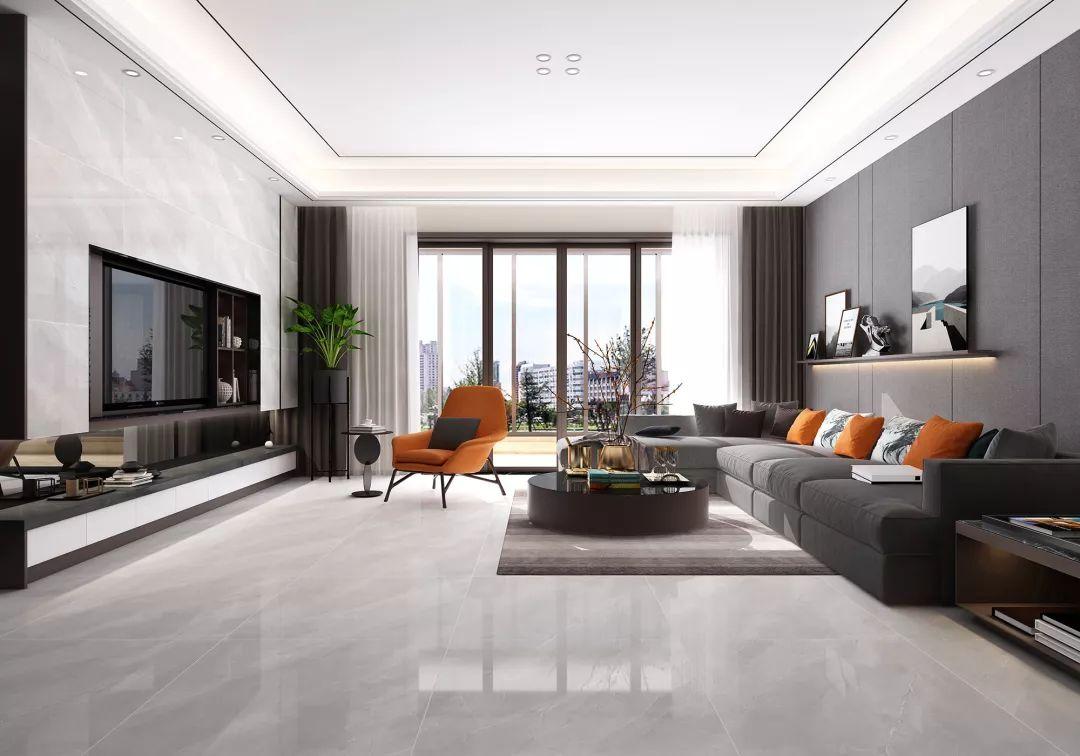 想要家装有高级感,不如来点黑白灰